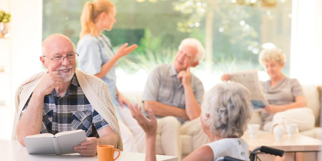 EHPAD et Résidences services seniors