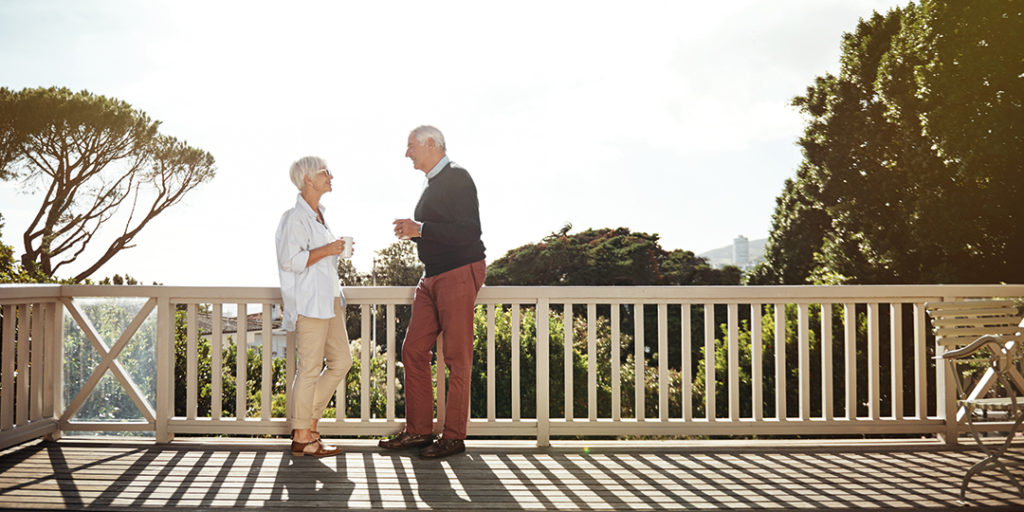 Hébergement des seniors